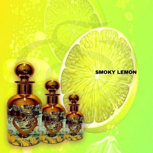 Smoky Lemon Kokusu